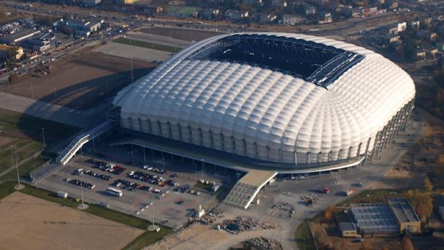 Лабиринтами судьбы, или стадионы Евро-2012 после чемпионата Европы - изображение 7
