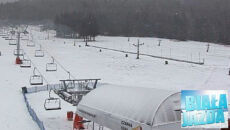 Na polskich stokach świeży śnieg