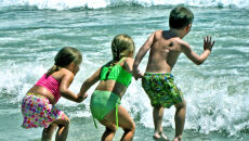 Ręczniki, olejki do opalania i na plażę!