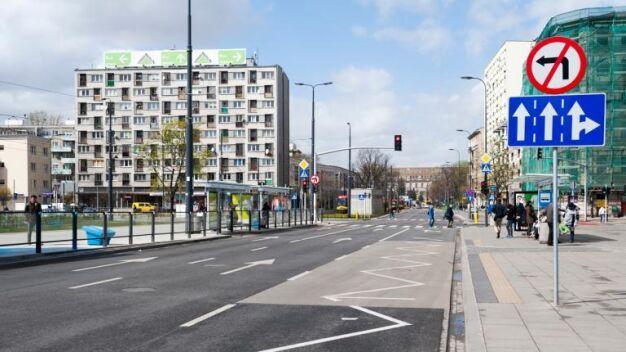 Nowe przystanki autobusowe przy siedmiu ulicach