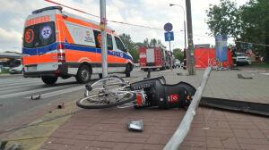 Kompromitacja biegłego i prokuratury w sprawie wypadku na Gocławiu