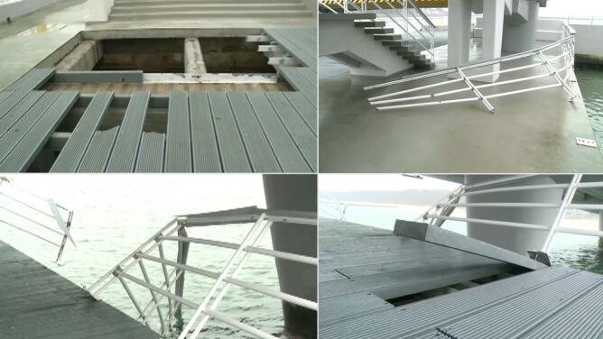 Naprawa molo w Kołobrzegu pochłonie pół miliona i potrwa kilka miesięcy