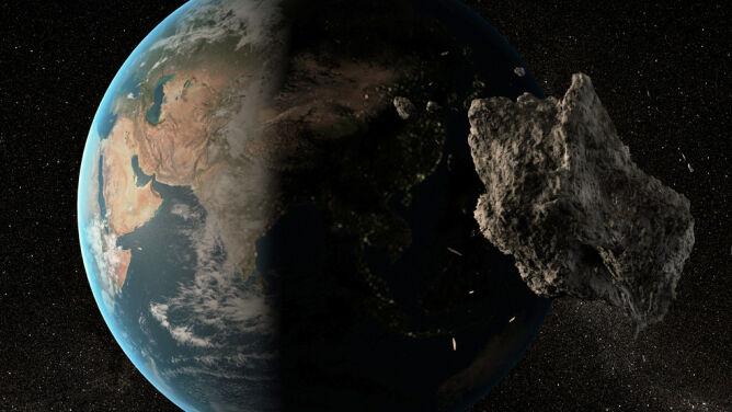 Asteroida 2012 TC4 uderzy w Ziemię?