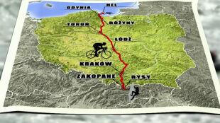 Morderczy triathlon komandosów: wpław z Helu do Gdyni, rowerem do Zakopanego i biegiem na Rysy