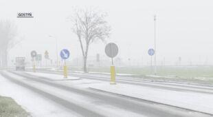 Zimowa aura zagościła w Gostyniu