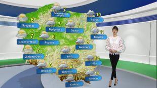 Pogoda na czwartek 14.11